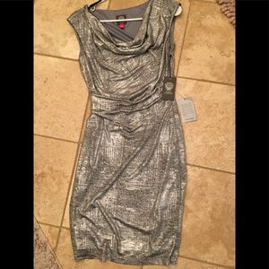 Vince Camuto Dress Size 4 NWT